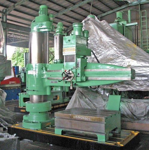 Asquith-Archdale 8ft 2PT Powerthrust Radial Drill