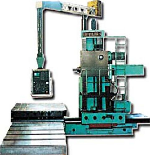 NBHSY113: China Czech TK6813 CNC Ram Type Boring & Milling